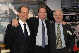 Bryce MacDonald, Kent Swig, KirkMacDonald - Museum of American Finance Gala 2011