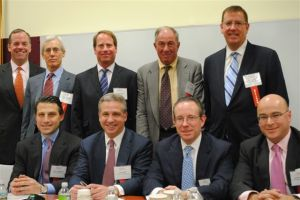 REBNY Panel Group Photo March 2011
