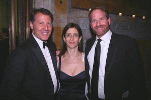 Joe Rose, Susan Friedman, Kent Swig