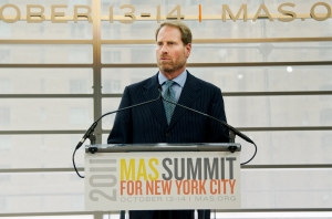 Kent Swig at the MAS Summit For NYC 2011