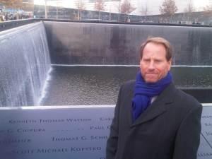 Kent Swig at 911 Memorial