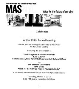 MAS Flyer