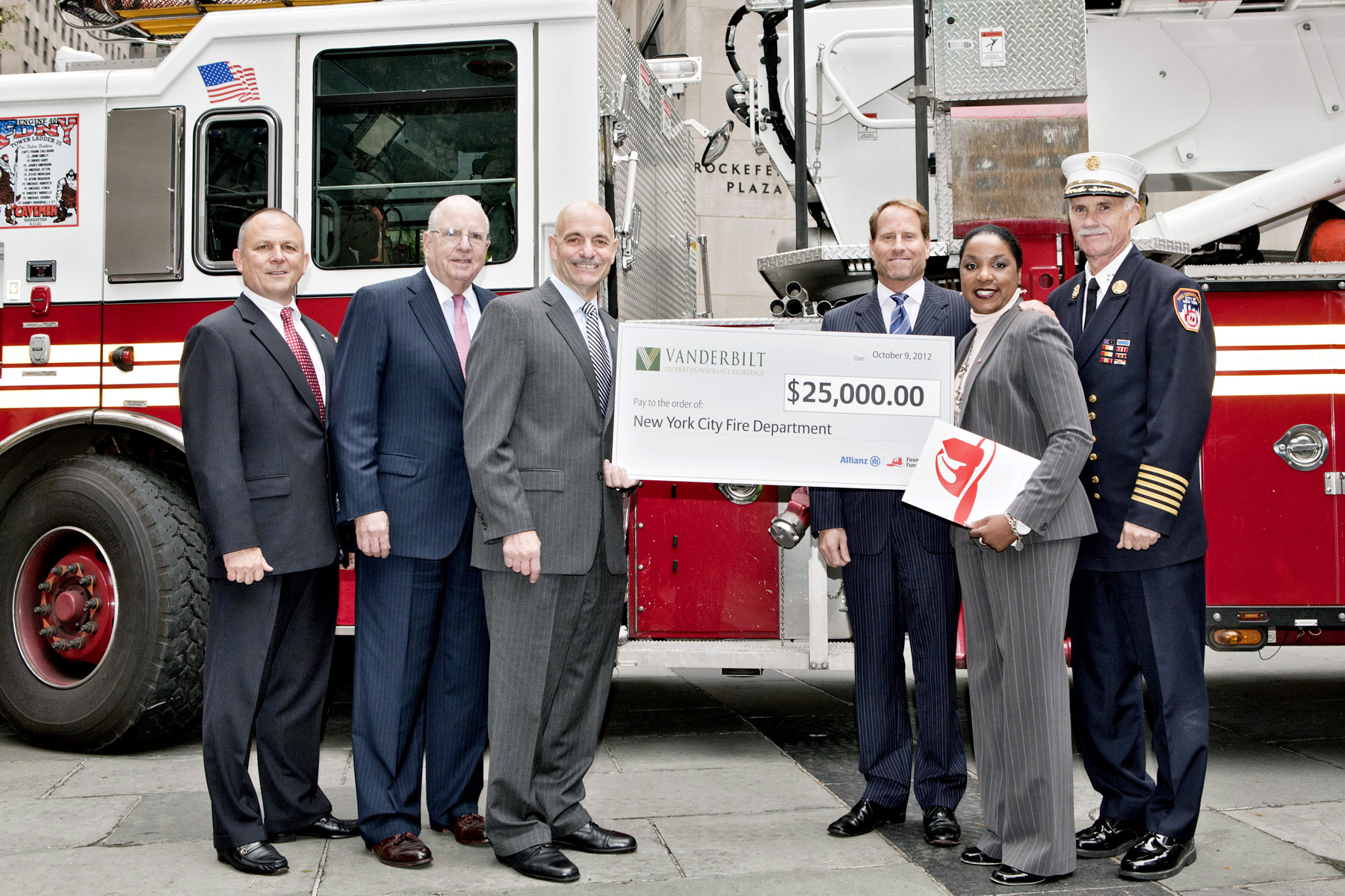 Fdny Fire Safety In Nyc 25 000 Check Presentation To