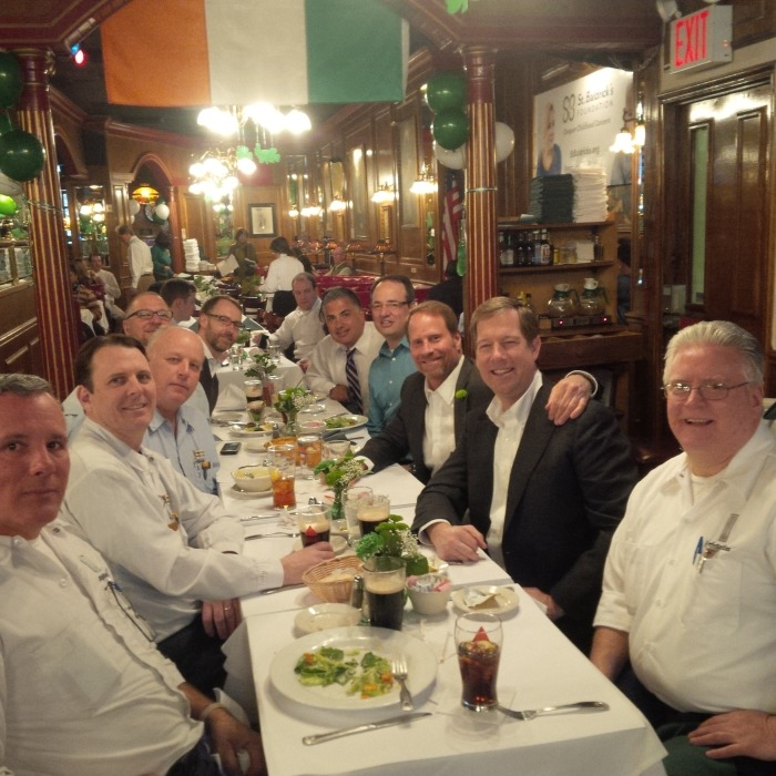 Swig Equities Property Managers, Chief Engineers and Kent Swig