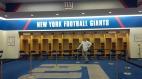 NY Giants Locker Room