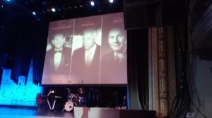 Photos of the honorees: Mortimer  Fleishhacker Jr., Cyril Magnin, Mel Swig