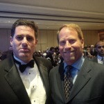 Kent Swig with Ambassador Ron Dermer, Israel's Ambassador to the Untied States