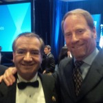 Kent Swig with Congressman Ed Royce, Chairman, House Committee  on Foreign Affairs