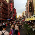 Little Italy's street fair.