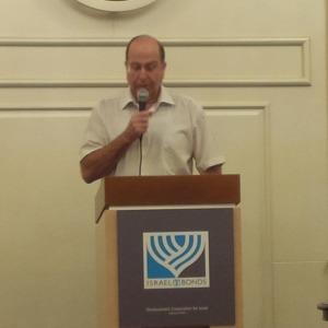 Israel's Defense Minister Moshe Ya'alon
