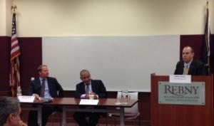 Left to right: Kent Swig; Michael Vargas; Greg Heym